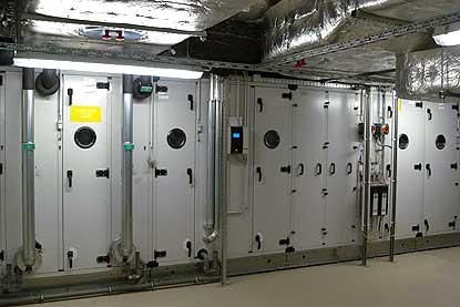 Mepro HVAC & ELECTRO instalation