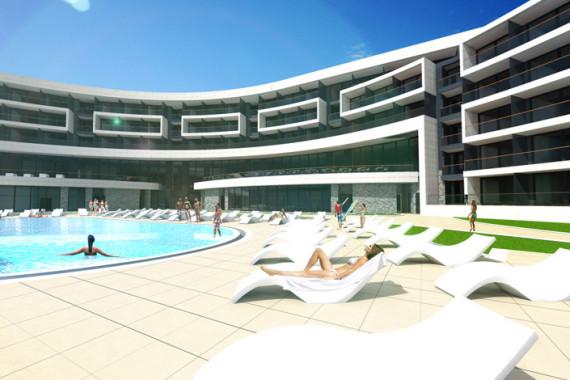 Sheraton hotel Srebreno